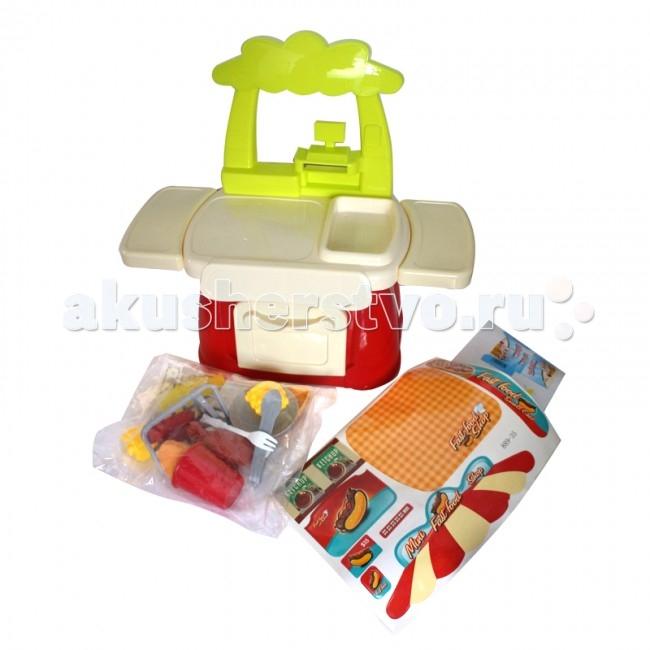 Игровые наборы Maxitoys Игровой набор Магазин с аксессуарами maxitoys игровой набор кухня с аксессуарами