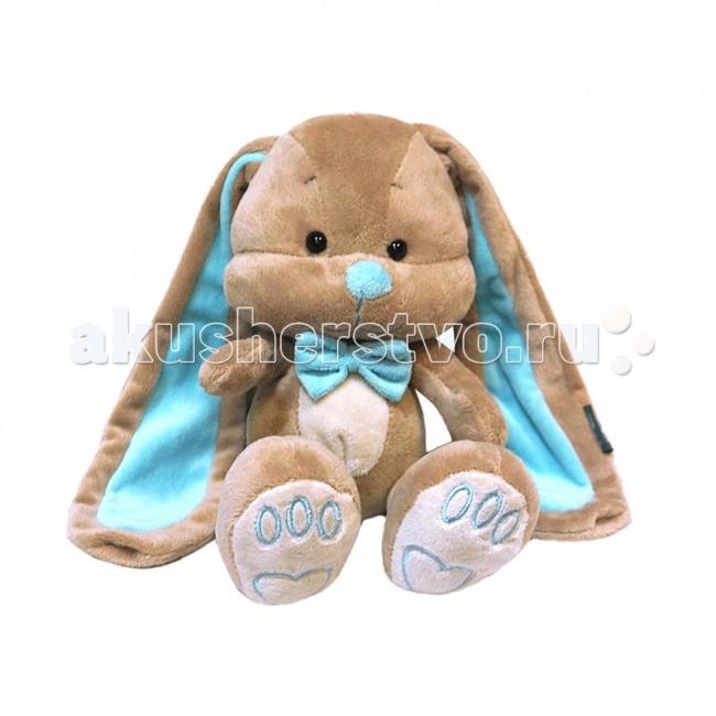 Мягкие игрушки Jack&Lin Зайчик Жак с бабочкой 25 см жак рейн в россии