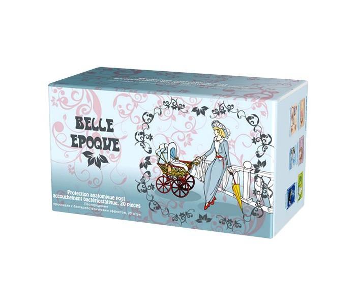 Belle Epoque Прокладки послеродовые с серебром 20 шт. от Belle Epoque