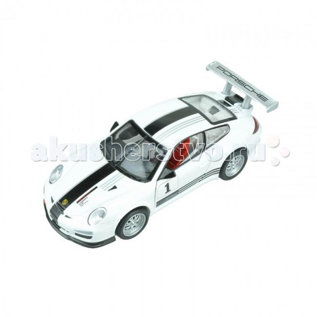 Машины Cai Po (MSZ) Машинка инерционная Порше Спорт 911 1:32 купить юбку бампера порше 911