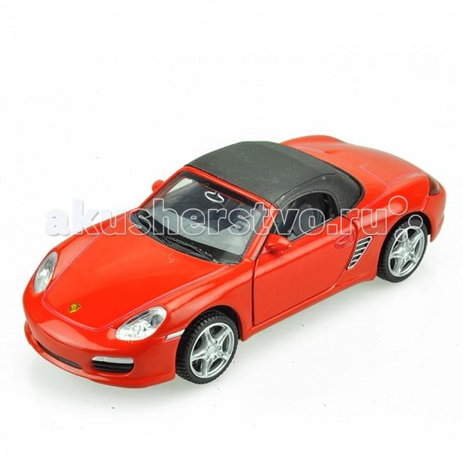 Машины Cai Po (MSZ) Машинка инерционная Порше Бокстер 1:32 купить юбку бампера порше 911