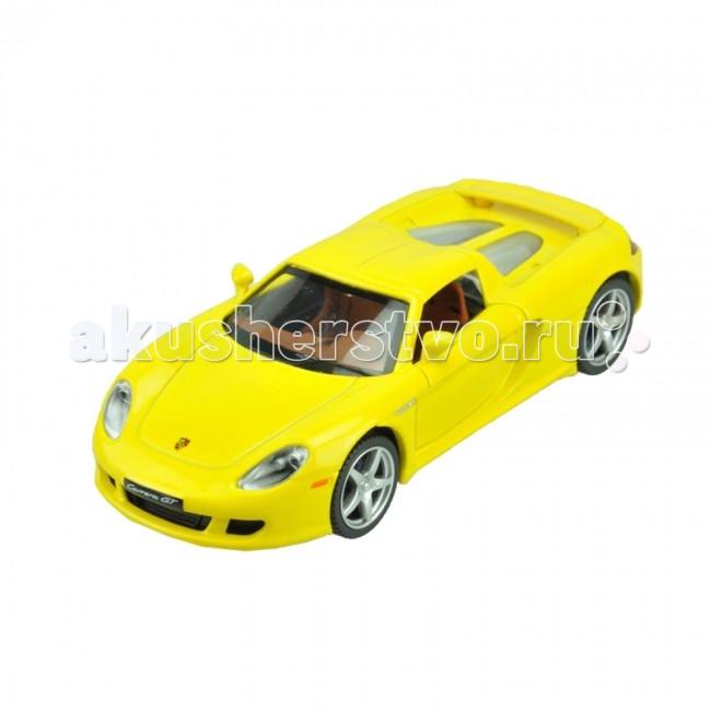Cai Po (MSZ) Машинка инерционная Порше Каррера Gt 1:32