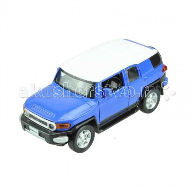 Машины Cai Po (MSZ) Машинка инерционная Тойота Круизер 1:32 тойота авенсис версо купить беларусь