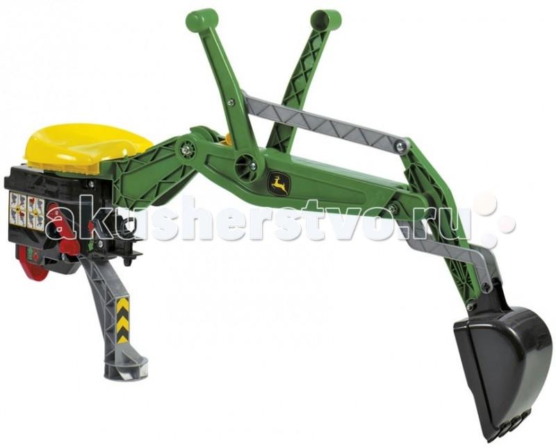 Rolly Toys Ковш Rolly John Deere 409358