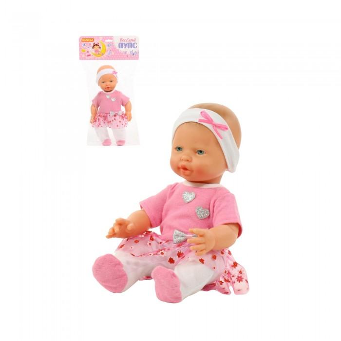 Купить Куклы и одежда для кукол, Полесье Пупс Весёлый 35 см