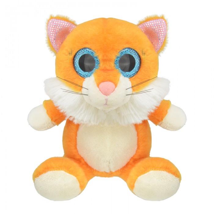 Мягкие игрушки Orbys Котёнок 15 см мягкие игрушки orbys касатка 15 см