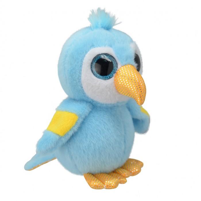 Мягкие игрушки Orbys Попугай Ара 15 см мягкие игрушки orbys касатка 15 см