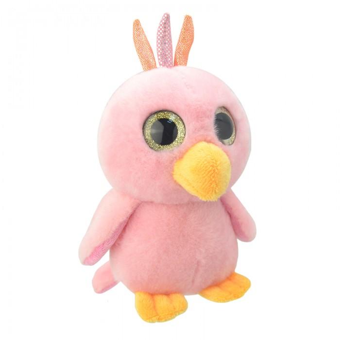 Мягкие игрушки Orbys Какаду 15 см мягкие игрушки orbys касатка 15 см
