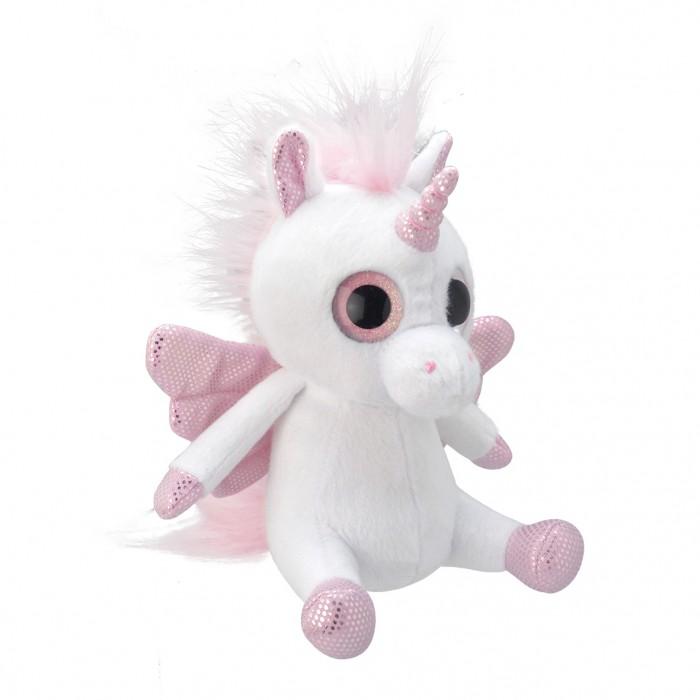 Мягкая игрушка Orbys Единорог с крыльями 15 см