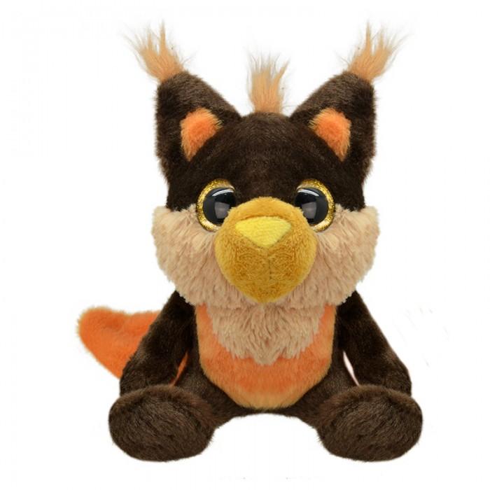 Мягкие игрушки Orbys Волк 15 см мягкие игрушки orbys касатка 15 см