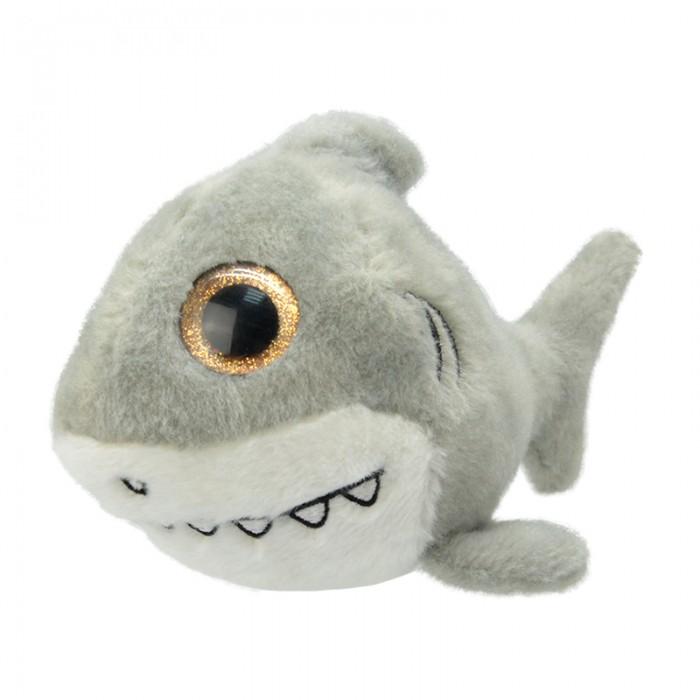 Мягкие игрушки Orbys Акула 15 см мягкие игрушки orbys касатка 15 см