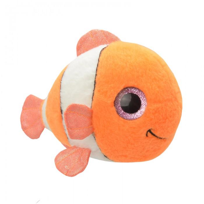 Купить Мягкие игрушки, Мягкая игрушка Wild Planet Рыбка-клоун 15 см