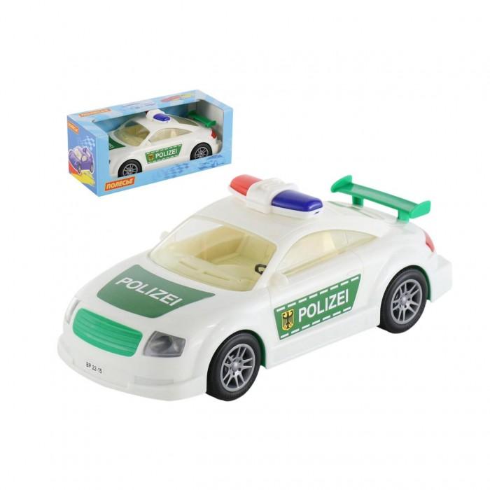 Полесье Автомобиль инерционный Polizei