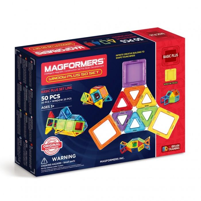 Конструктор Magformers Window Plus 50 Set
