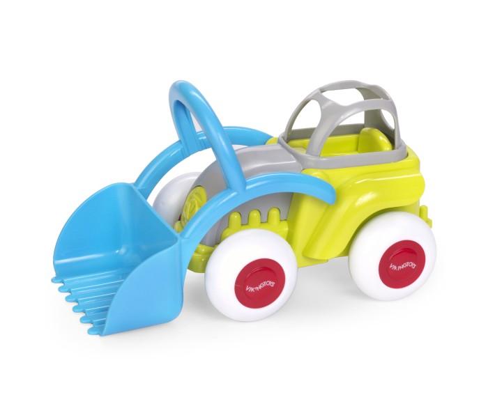 Фото - Машины Viking Toys Машинка Трактор Midi машины maya toys машинка крутая тачка