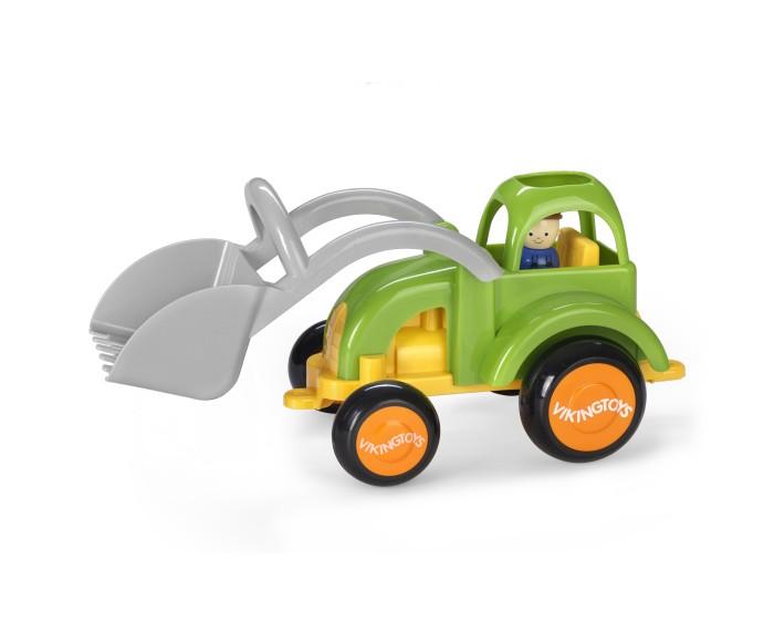 Машины, Viking Toys Машинка Трактор Jumbo с фигуркой  - купить со скидкой