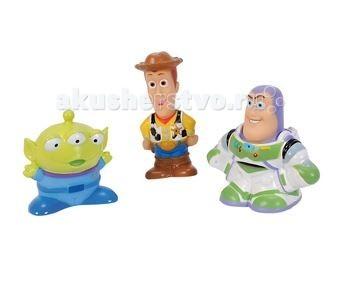 Игрушки для ванны Simba Брызгалки Той Стори simba игрушки дл ванны 4012072