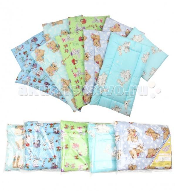 Комплекты в коляску Alis Комплект в коляску (матрасик+подушка) комплекты в коляску fairy комплект в коляску жирафик