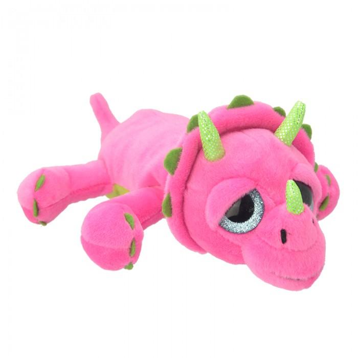 Купить Мягкие игрушки, Мягкая игрушка Wild Planet Динозвар-трицераптор 25 см K8154-PT