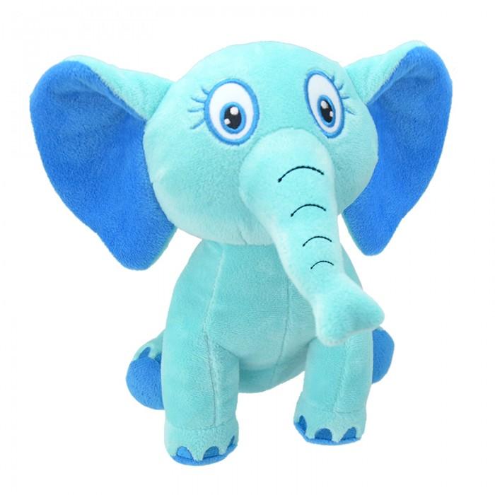 Мягкая игрушка Wild Planet Слонёнок Мия 22 см.