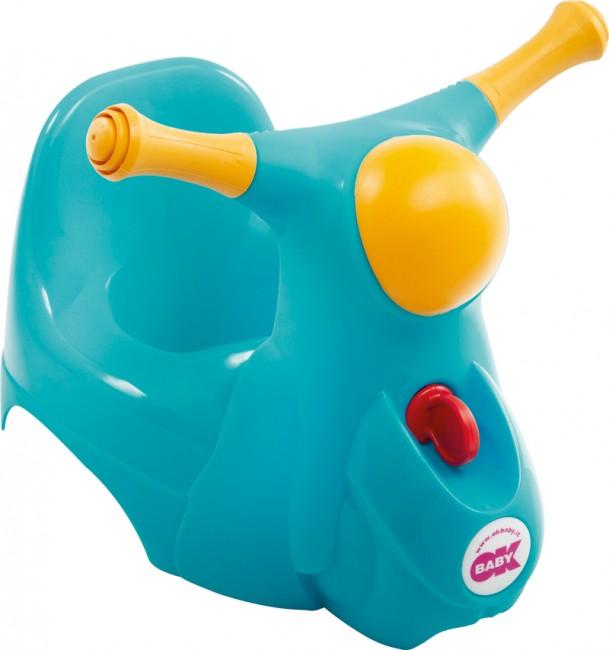 Купить Горшок Ok Baby Scooter в интернет магазине. Цены, фото, описания, характеристики, отзывы, обзоры