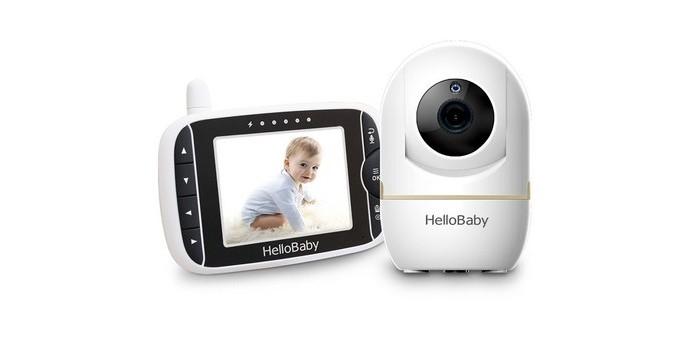 HelloBaby Видеоняня HB65 от HelloBaby