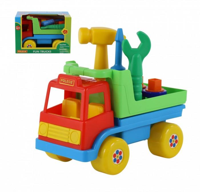 Фото - Машины Полесье Автомобиль Техпомощь 5991_PLS полесье набор игрушек для песочницы 468 цвет в ассортименте
