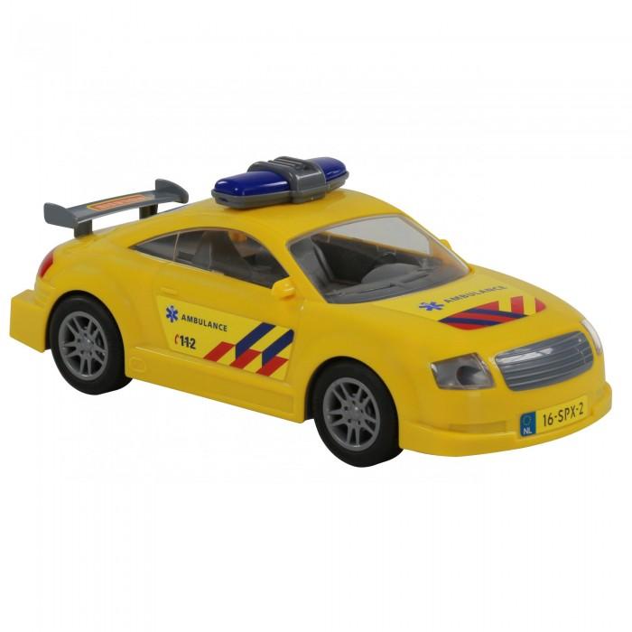 Полесье Автомобиль скорая помощь инерционный (NL) от Полесье