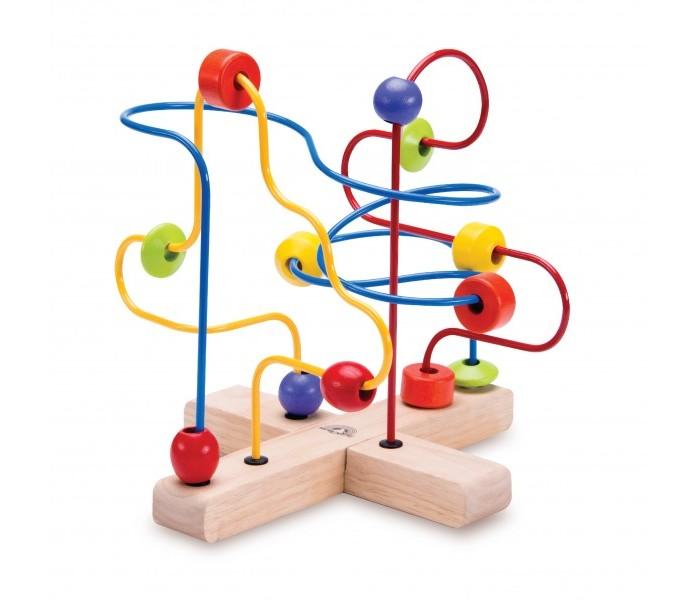 Деревянная игрушка Wonderworld логическая БусинкиДеревянные игрушки<br>Wonderworld Логическая игрушка Бусинки  Один или несколько человек могут поиграть в эту бусинку американских горок и получить массу удовольствия, развивая ручную координацию, распознавание формы и цвета, а также тонкую настройку моторных навыков.   Необходима стратегия, воображение и прослеживание видения, и в конце концов это будет отличительный щелчок. Провода сильно окрашены в яркие цвета, соответствуют бусинкам в нетоксичных цветах, твердая основа.