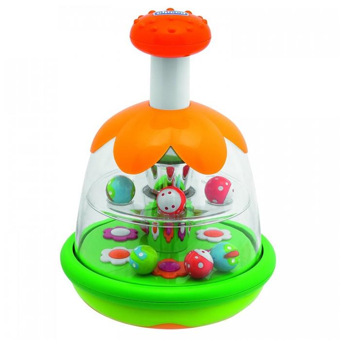 Развивающие игрушки Chicco Юла-Радуга развивающие игрушки стеллар юла