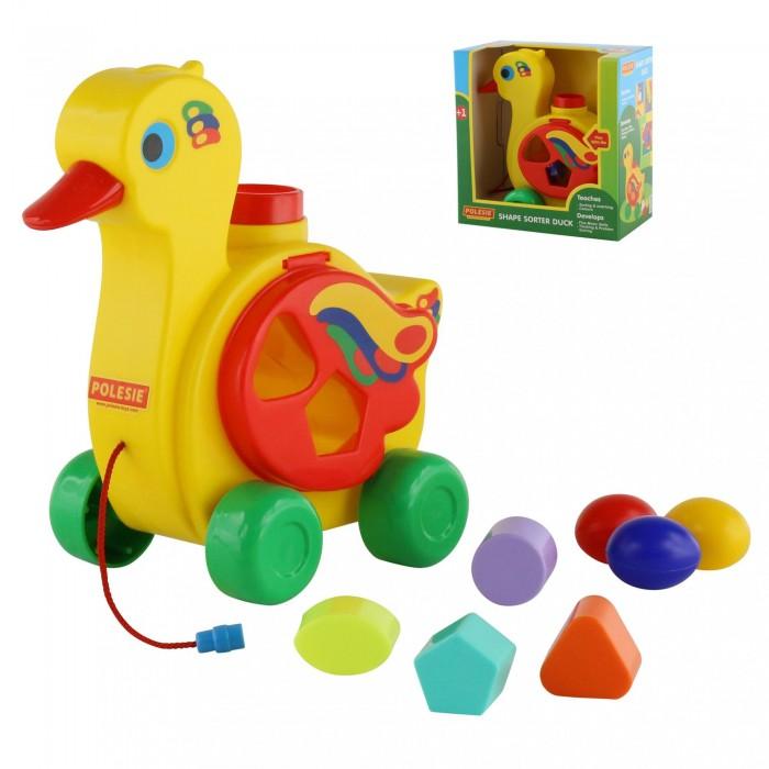Купить Каталка-игрушка Полесье Уточка-несушка 6042_PLS в интернет магазине. Цены, фото, описания, характеристики, отзывы, обзоры