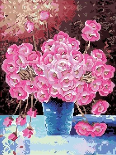 Творчество и хобби , Картины своими руками Molly Картины со стразами 2.8 мм Розовое чудо арт: 71004 -  Картины своими руками