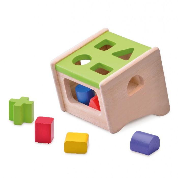 Деревянная игрушка Wonderworld Логистический сортер Формачки