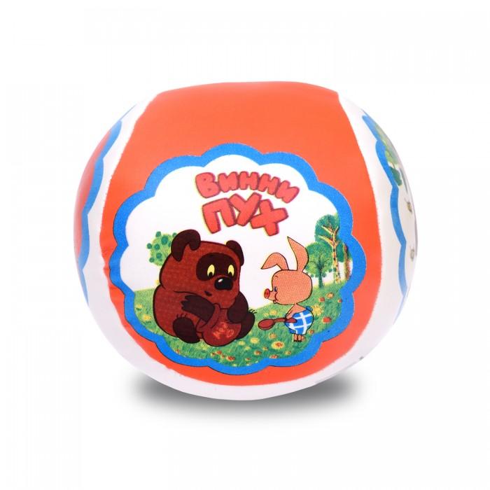 Купить ЯиГрушка Мяч мягкий Винни Пух 10 см в интернет магазине. Цены, фото, описания, характеристики, отзывы, обзоры