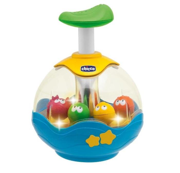 Развивающие игрушки Chicco Юла Aquarium развивающие игрушки стеллар юла