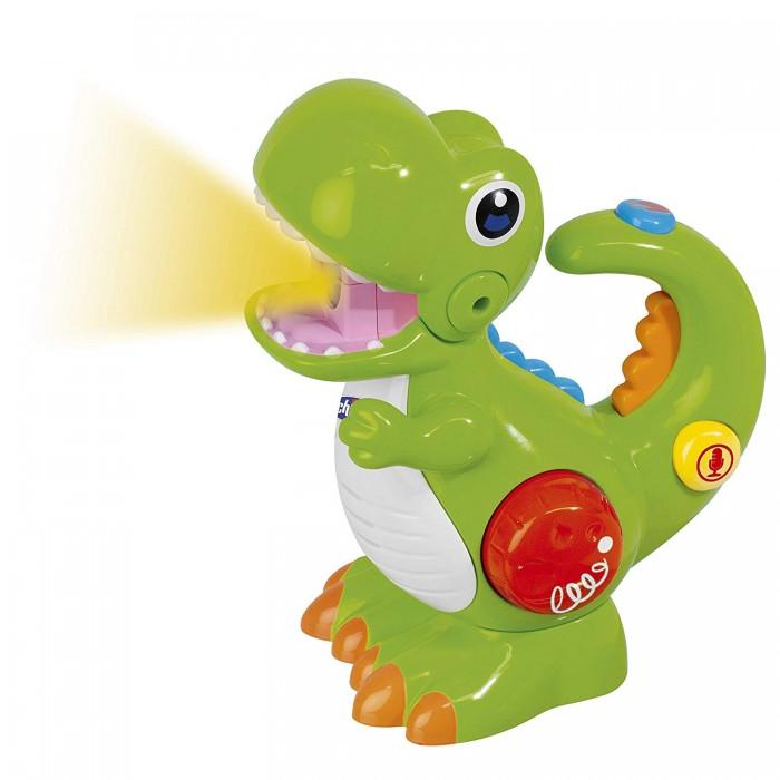 Купить Электронные игрушки, Chicco Игрушка музыкальная Динозавр