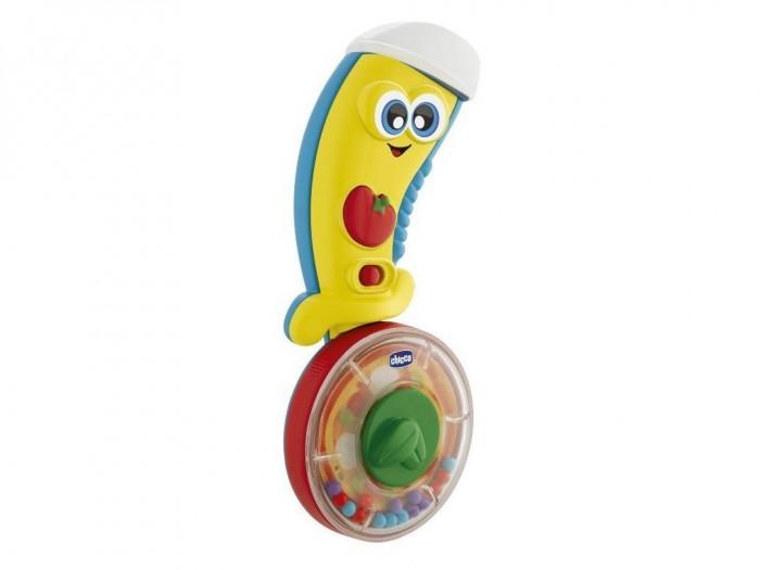Развивающие игрушки Chicco музыкальная Нож для пиццы