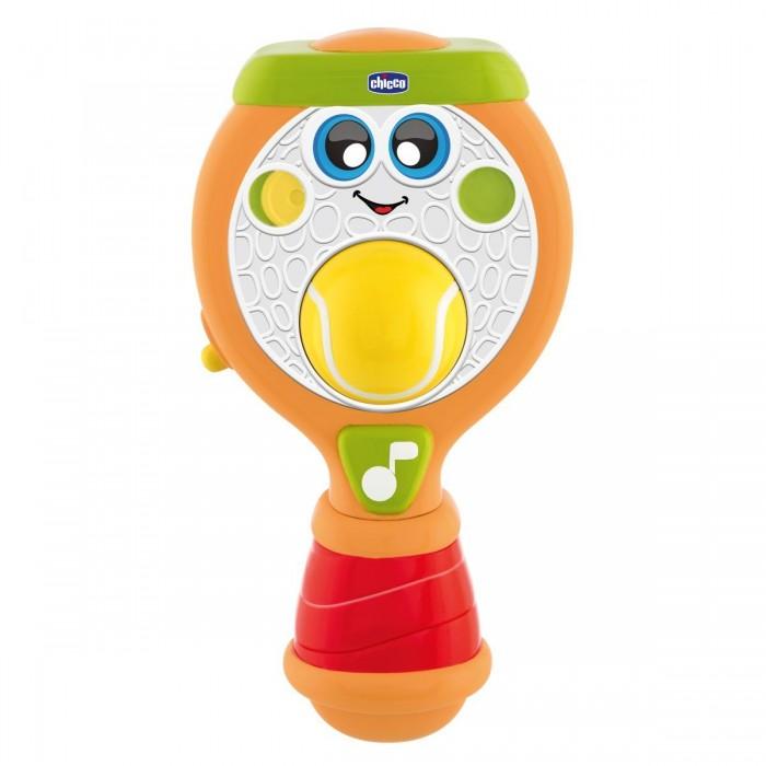 Развивающие игрушки Chicco музыкальная Теннисная ракетка интерактивные игрушки chicco овечка lullaby музыкальная