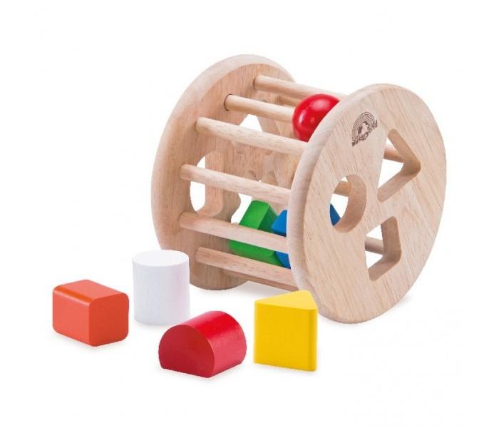 Деревянная игрушка Wonderworld логическая Роллер
