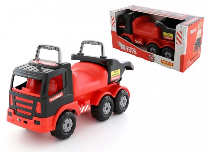 Купить Каталка Полесье Автомобиль Mammoet 201-01 с кузовом в интернет магазине. Цены, фото, описания, характеристики, отзывы, обзоры