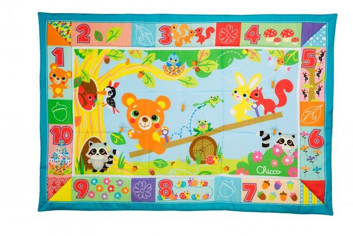 Картинка для Игровые коврики Chicco Лесные друзья XXL 7945000000