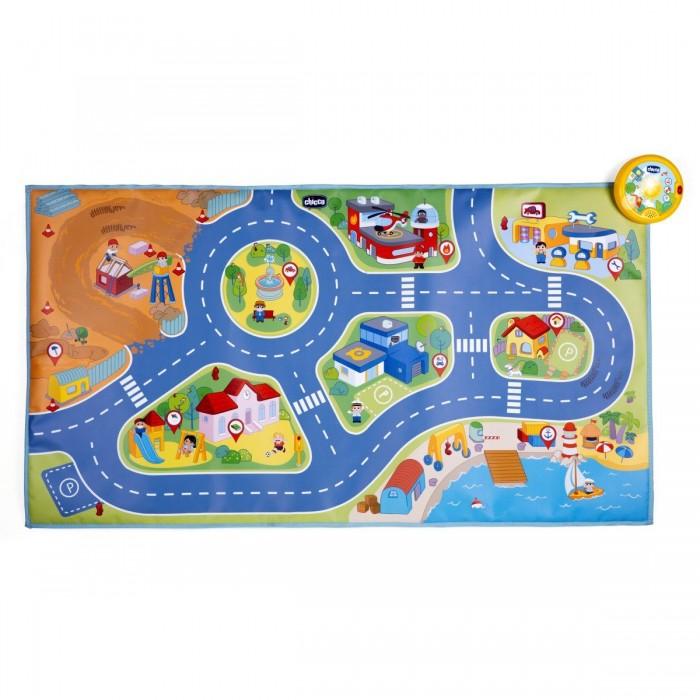 Картинка для Игровые коврики Chicco Electronic City Playmat