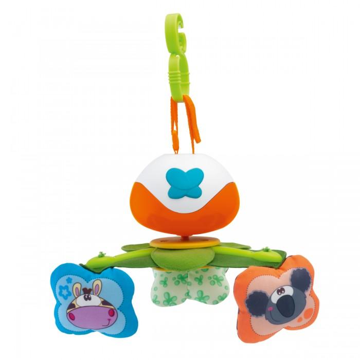 Подвесная игрушка Chicco Танцующие друзья