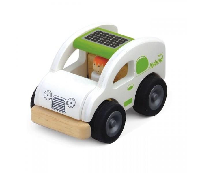 Деревянная игрушка Wonderworld Эко - автомобиль