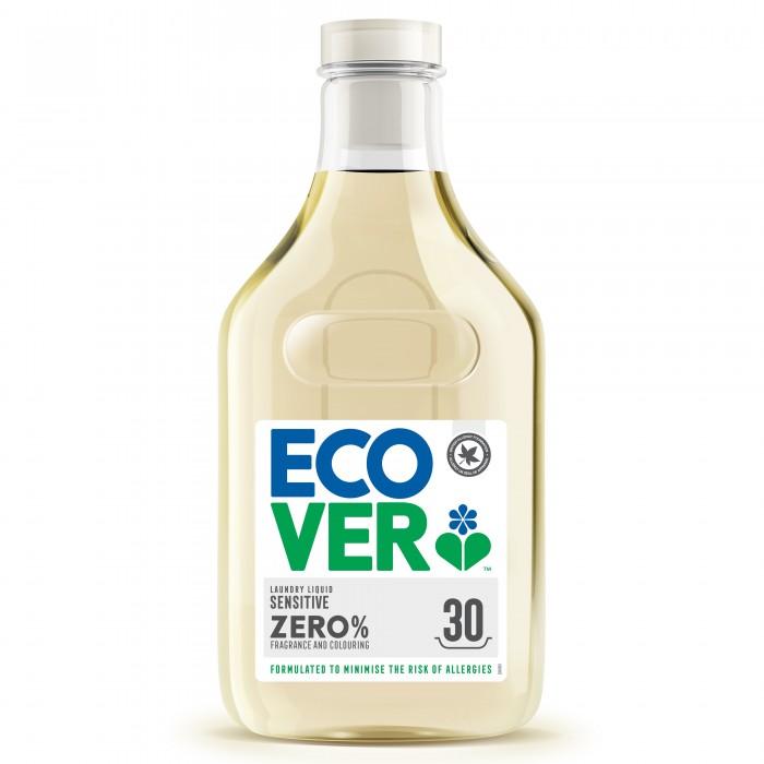 Купить Детские моющие средства, Ecover Концентрированная жидкость для стирки Zero 1.5 л