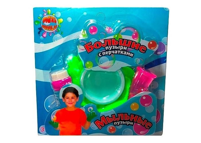 Мыльные пузыри Maxibubbles Большие мыльные пузыри 50 мл