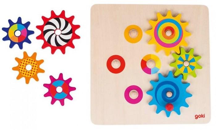 Goki Игра Зубчатое колесо