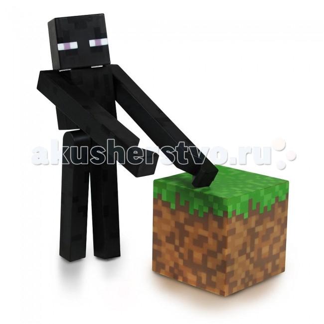 Игровые наборы Minecraft Игровой набор Странник Края 3 предмета