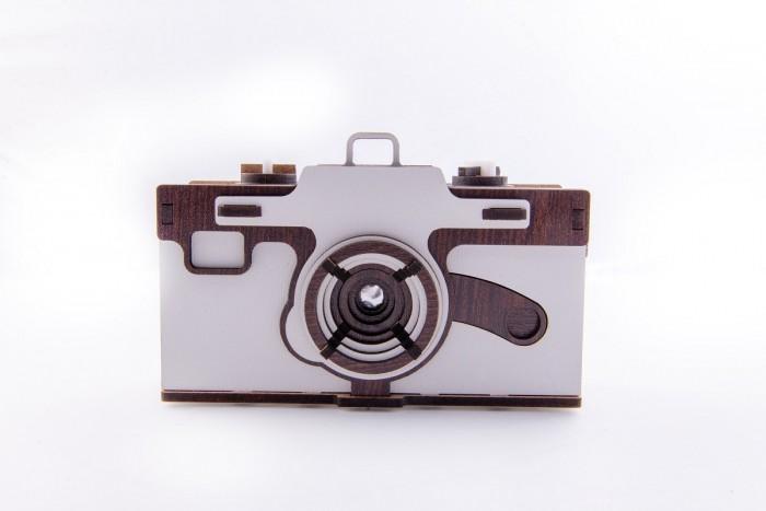 Деревянная игрушка IqGears Конструктор - 3D пазл Pinhole Camera