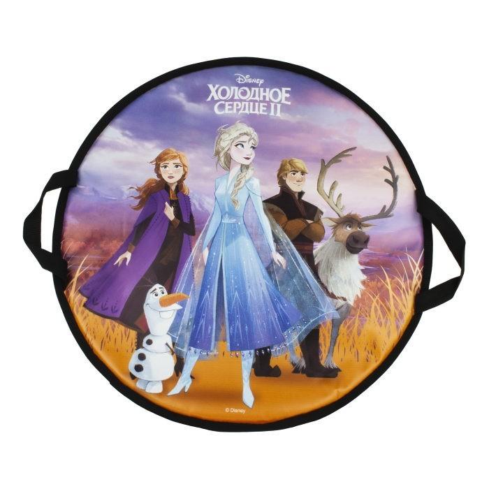 Ледянки Disney Холодное Сердце 52 см заготовки под роспись disney набор для раскрашивания рюкзака холодное сердце